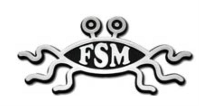 Flying Spaghetti Monster Symbol Lektonfo